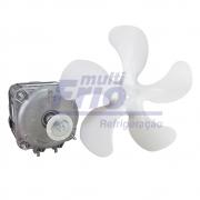 Micro Motor Elco 1/10 Com Hélice 220v N34