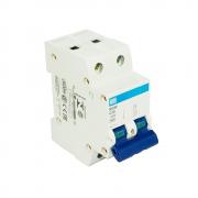 Mini Disjuntor Bipolar 25A  MDW-C25-2
