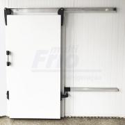 Porta de Correr Com Abertura Para o Lado Direito Para Câmara Frigorífica De Congelados 2,00 X 1,00 M