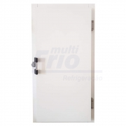 Porta Giratória Com Puxador e Abertura Para o Lado Direito Para Câmara Fria de Resfriados Com 3 Batentes 1,80 X 0,80 M