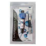Reparo Tapafugas F5 De Vazamentos Refrigeração 8ml até 9 Mil BTUS