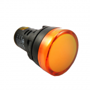 SINALEIRO LED AMARELO 220V AD16-22DV Jng