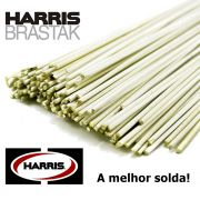 Vareta Solda Foscoper Brastak Harris Bt 470 2,40Mm  - 10 unidades