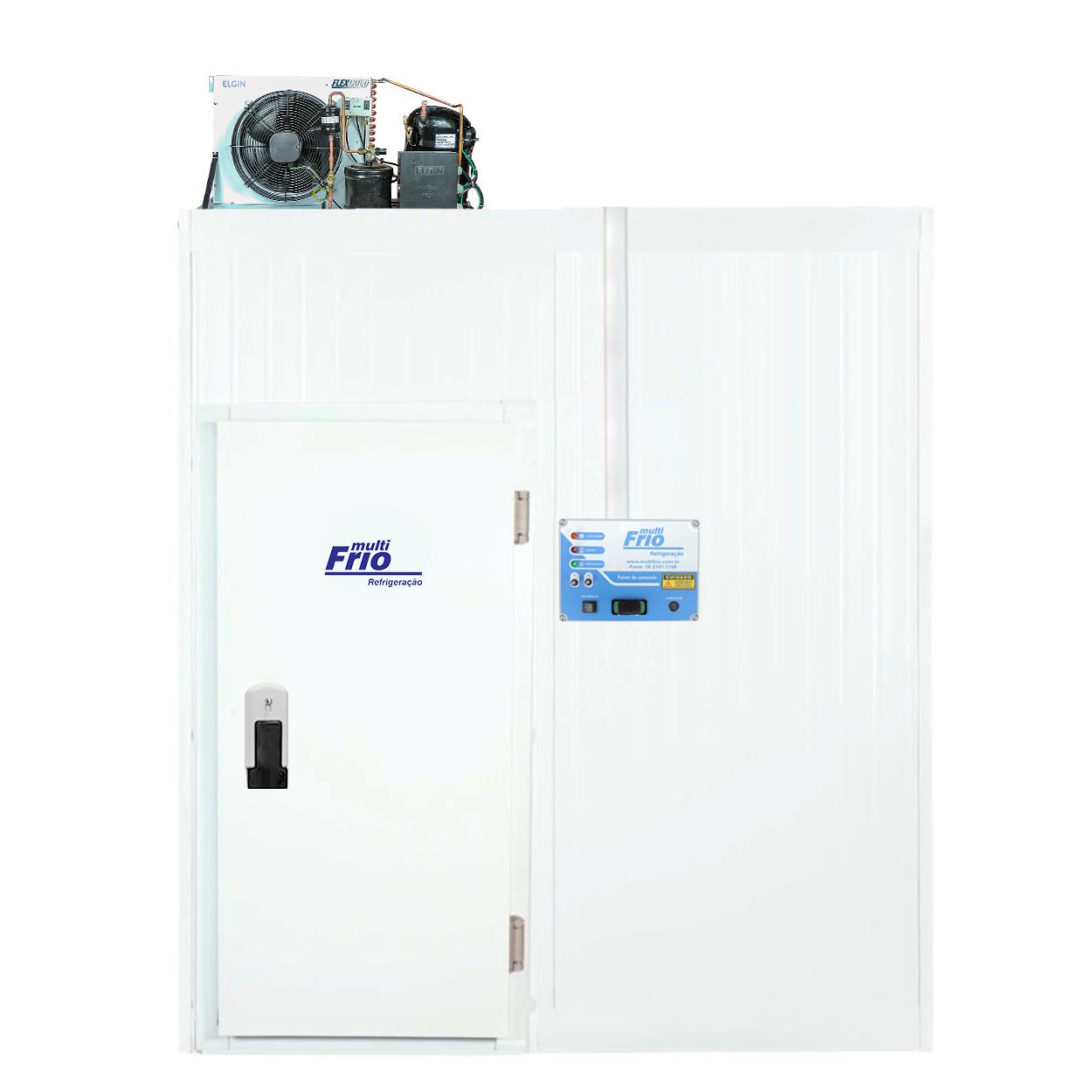 Câmara Frigorífica/Fria Modular Para Congelados 2,60 X 3,45 Metros