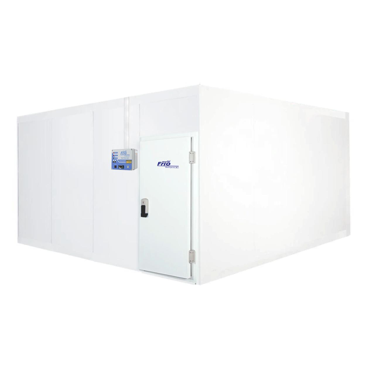 Câmara Frigorífica/Fria Modular Para Congelados 4,60 X 4,90 Metros
