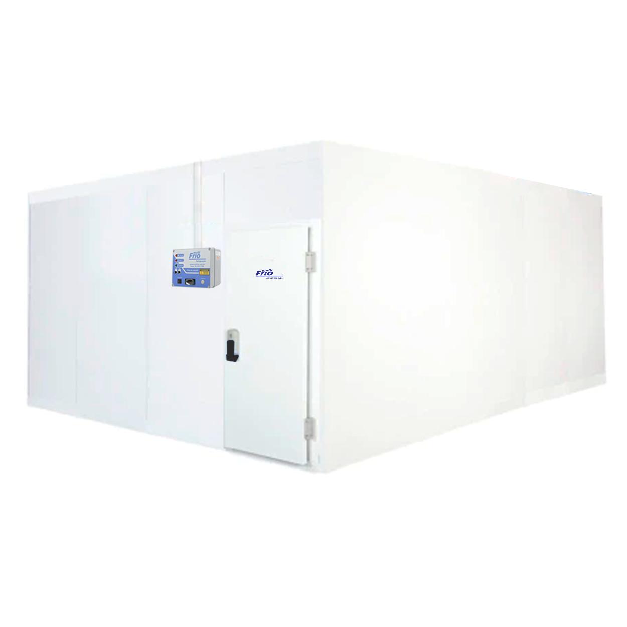 Câmara Frigorífica/Fria Modular Para Resfriados 4,80 X 5,75 Metros