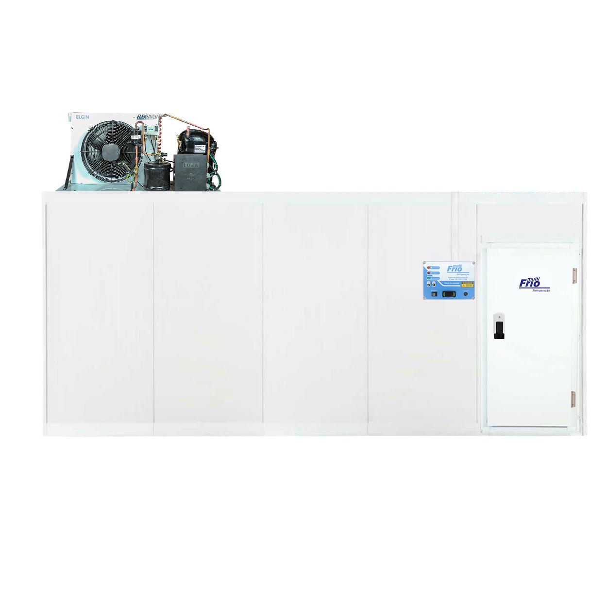Câmara Frigorífica/Fria Modular Para Resfriados 5,75 X 5,95 Metros