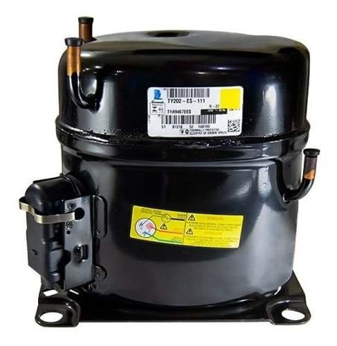 Motor Compressor Tecumseh 1.1/4 Hp 220v Tya9467ees Gas R22