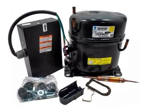 Motor Compressor Tecumseh Tya2431zes 1hp 220v Gas R404