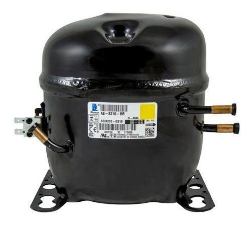 Motor Compressor Tecumseh 1/2 Hp Ae2420z Gs1b 220v Gas R404a