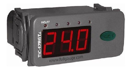 Termostato Tic-17rgti Full Gauge Bivolt Digital