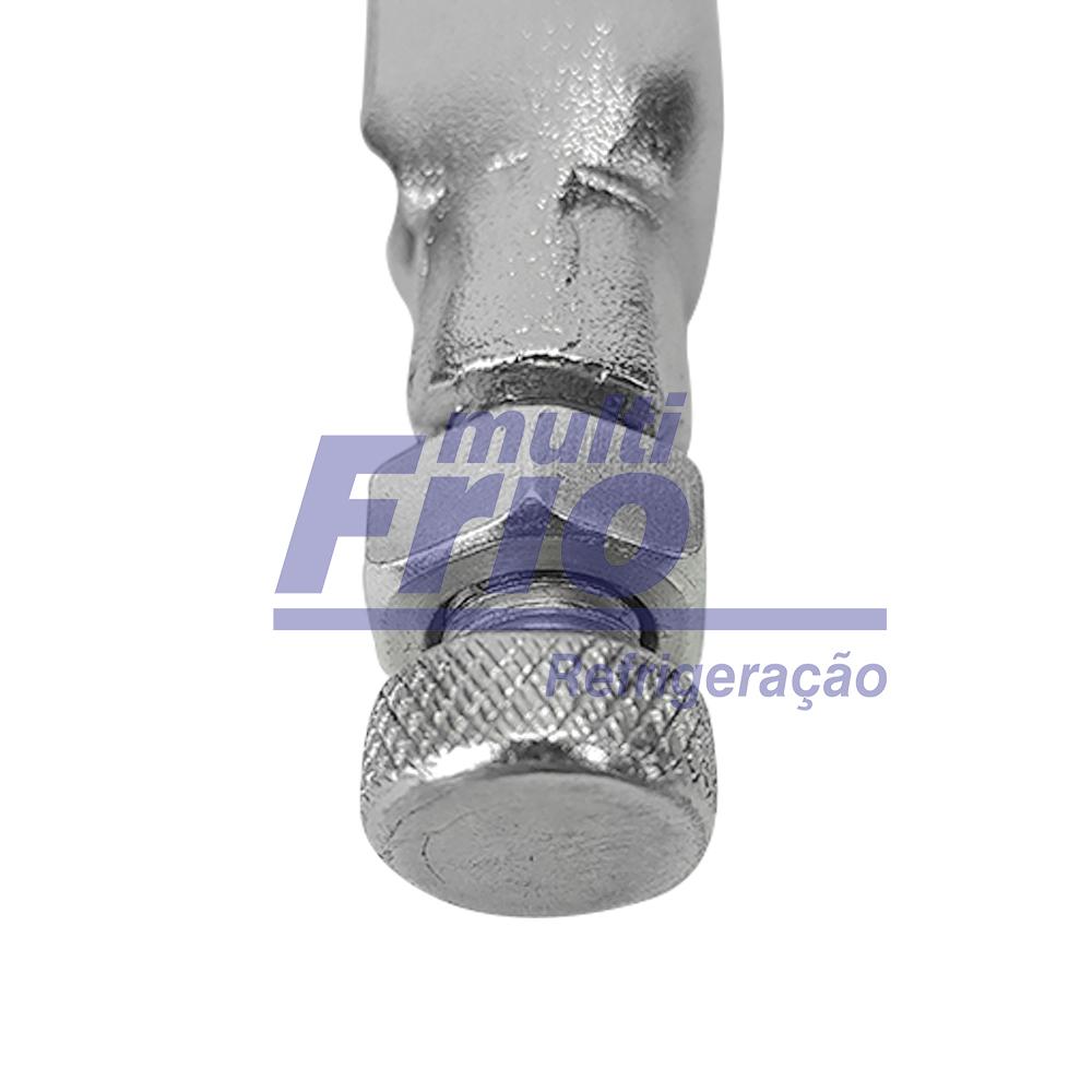 Alicate Lacrador Para Tubos De Refrigeração e Ar Condicionado 7 Polegadas