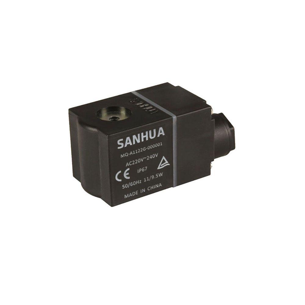 Bobina para Válvula Solenoide MQ-A03 Sanhua 220v
