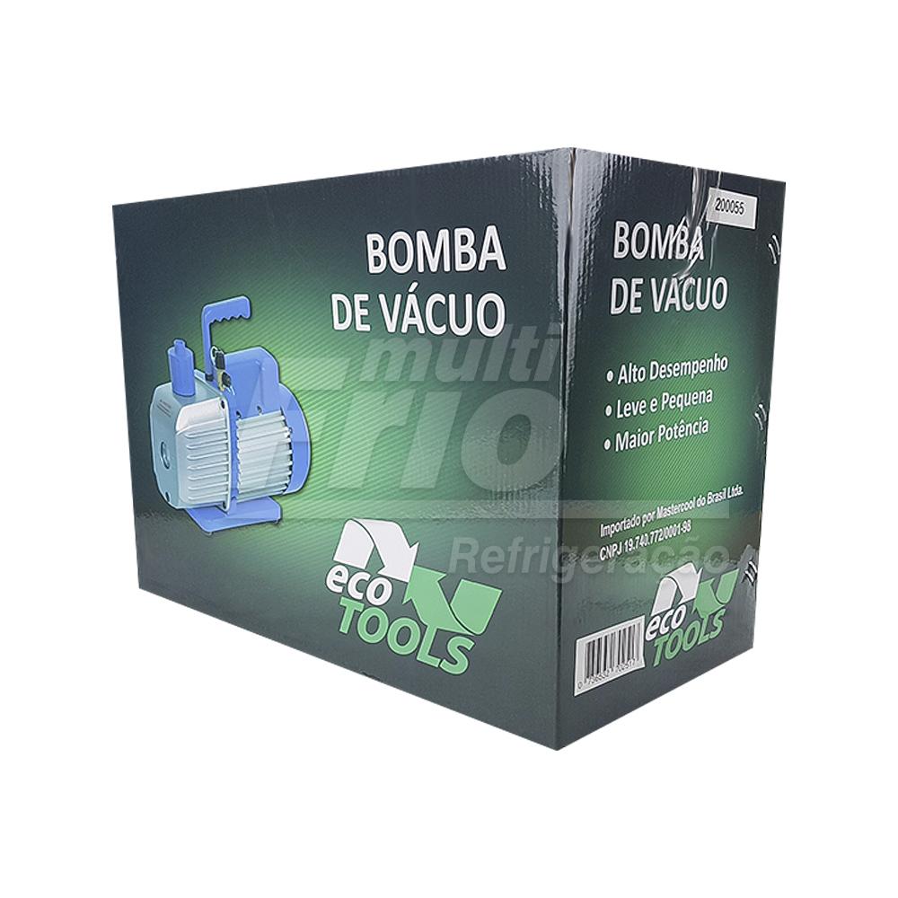 Bomba de Vácuo Duplo Estágio Ecotools 7 CFM 110/220V ET190