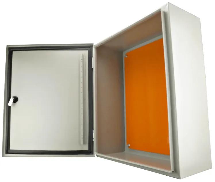 Caixa Metálica Quadro Comando Elétrica 60x50x20