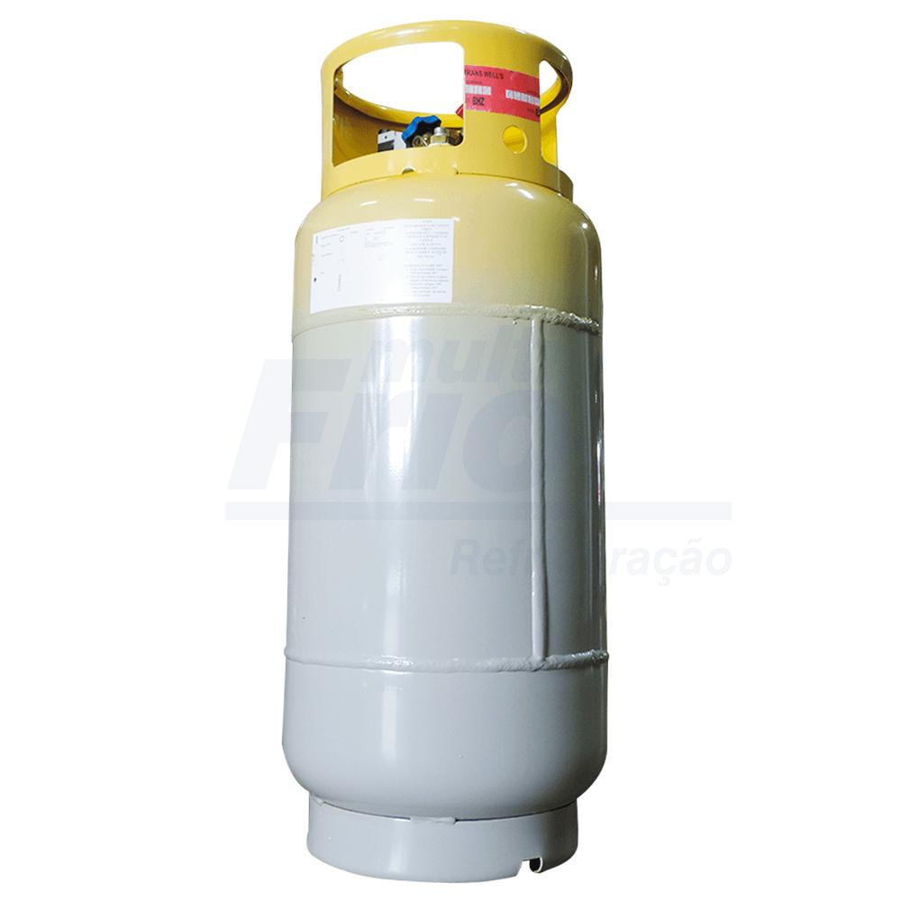 Cilindro Tanque de Recolhimento para Gás Refrigerante 44L