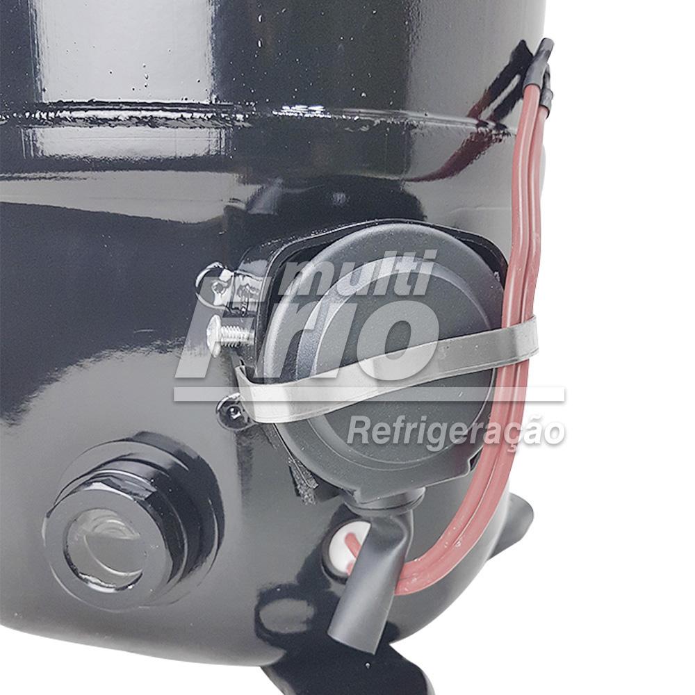 Motor Compressor Elgin 3,5 HP ECM-42000-J 380V Trifásico R22 Média
