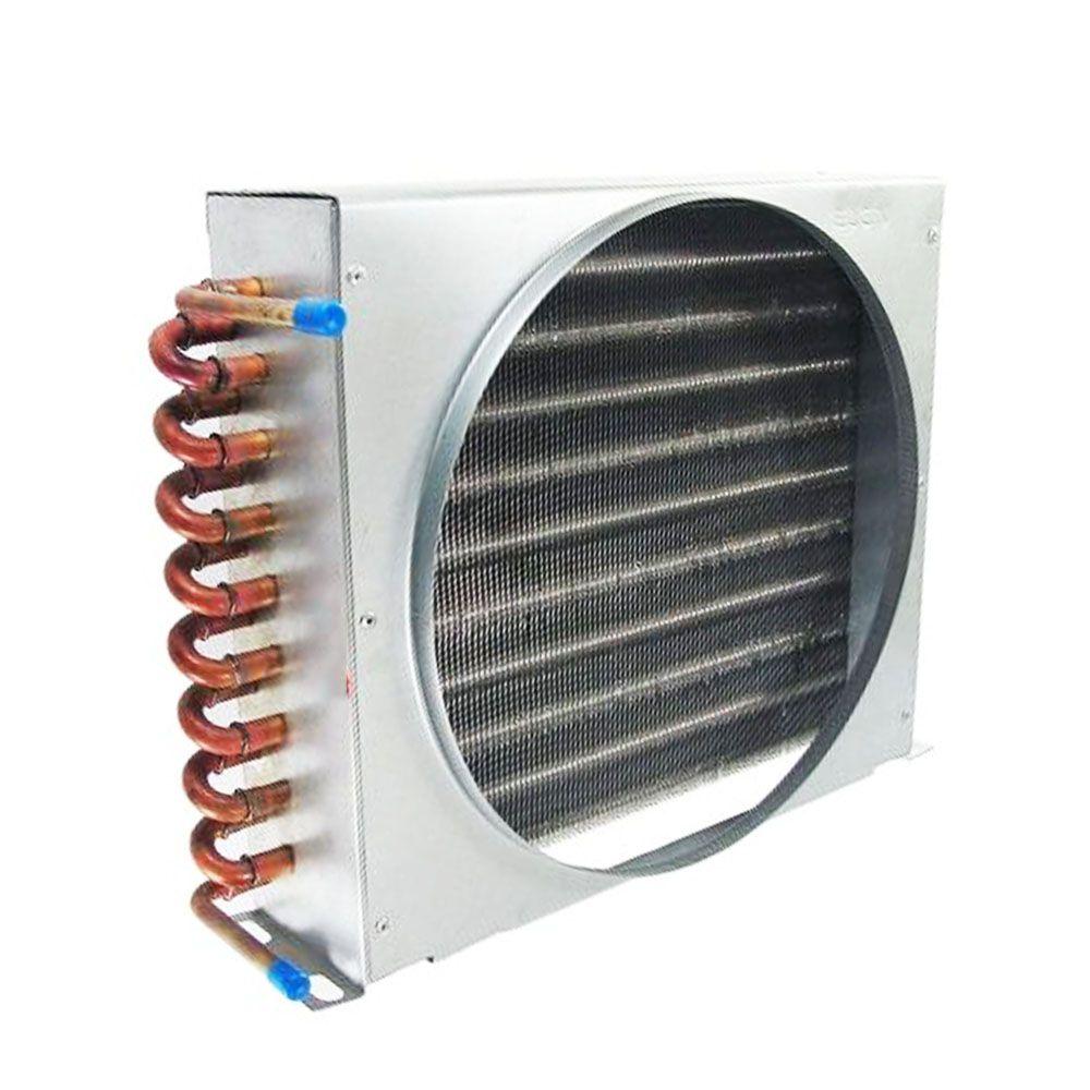Condensador de Cobre com Coifa 1/2 HP