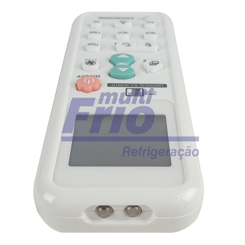 Controle Universal Para Ar Condicionado Multimarcas Migrare Mg 1000