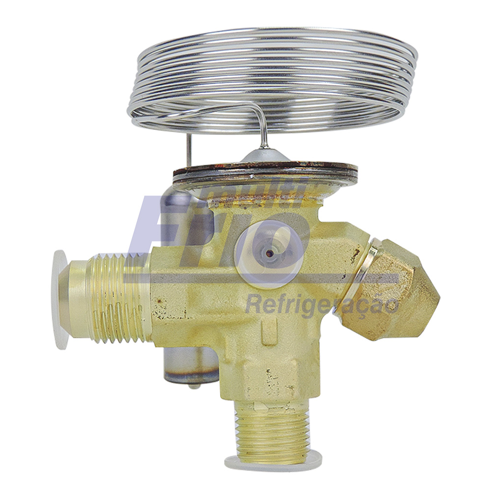 Corpo Válvula Expansão Termostática TEX 2 R22 / R404 Danfoss