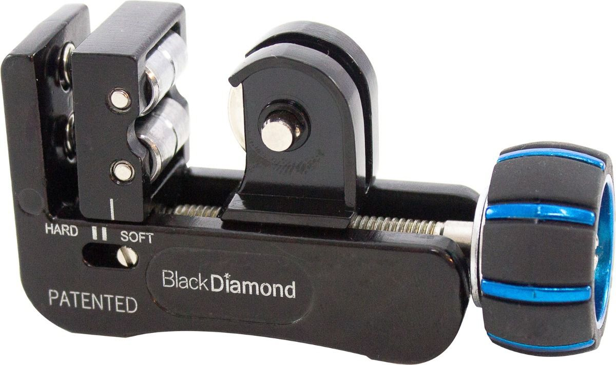 Cortador De Tubos Inteligente Black Diamond 3/16 a 7/8 Pequeno