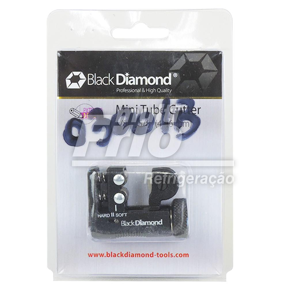 Cortador de Tubos Inteligente Black Diamond Mini 1/8 a 5/8