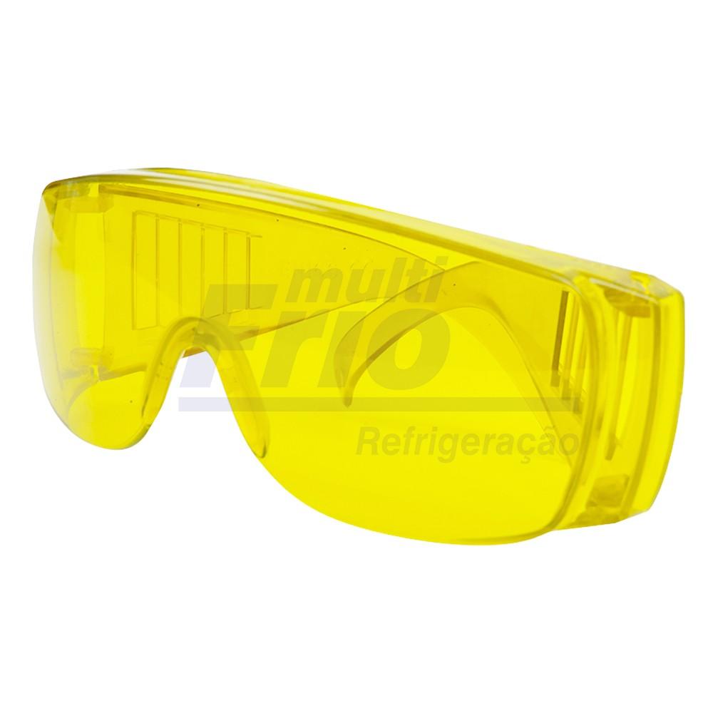 Detector De Vazamento Lanterna Uv Ultra Violeta + Contraste + Óculos