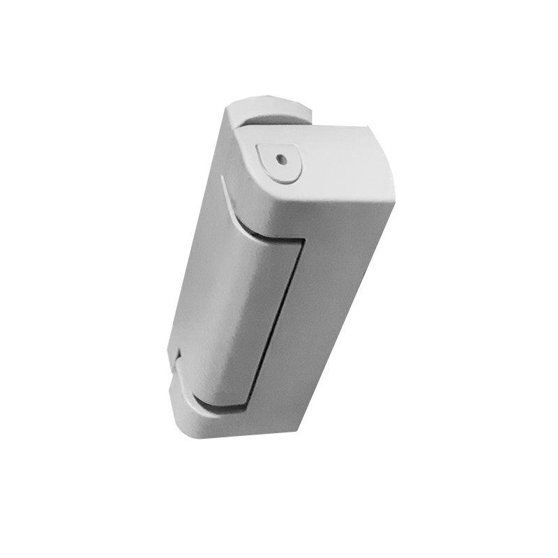 Dobradiça Externa Universal Nylon para Porta Sobreposta