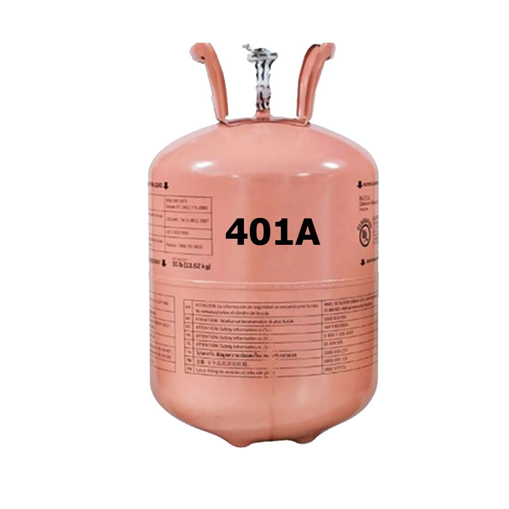 Gás Botija 401A (MP39) 13,6 KG Refrigerante