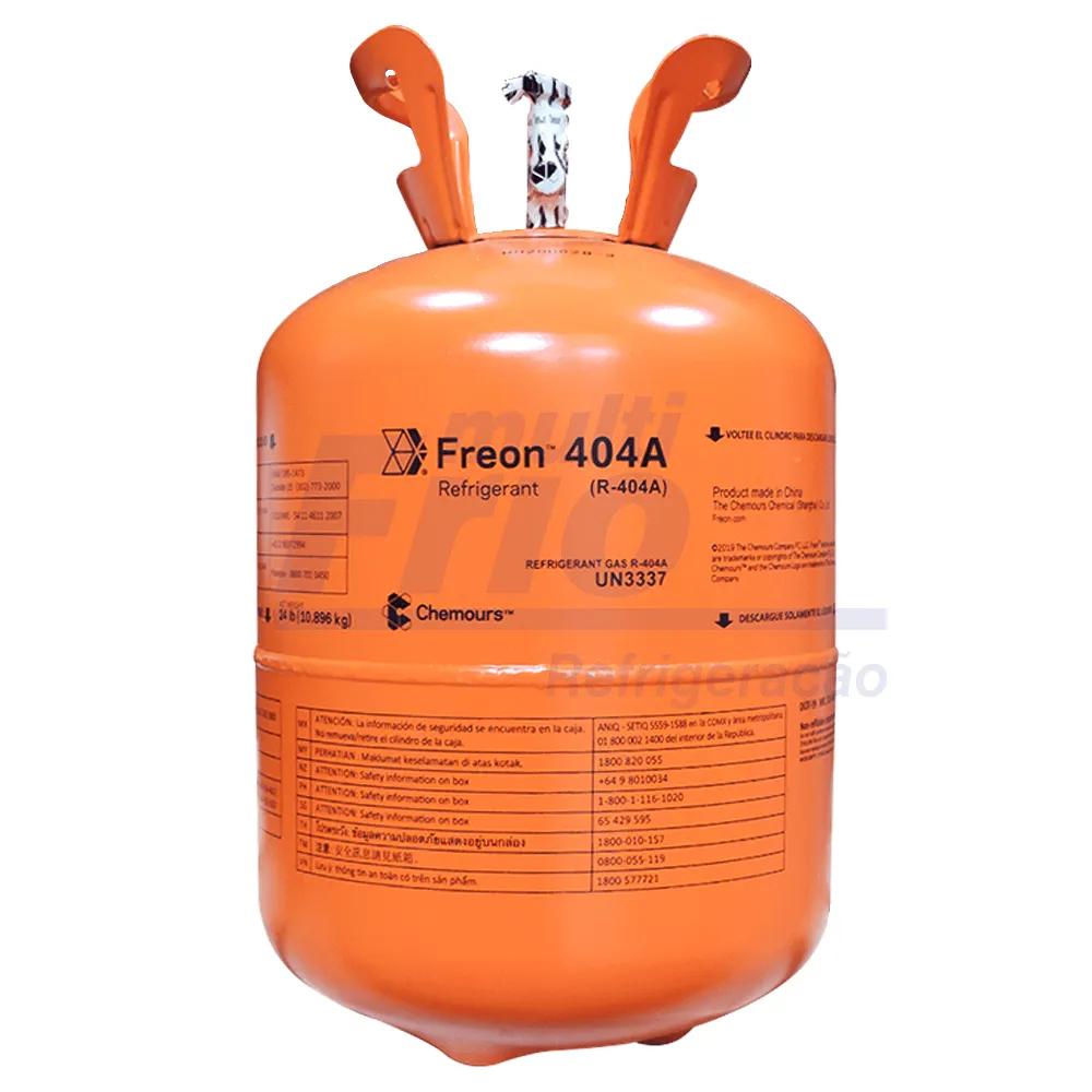 Gás Botija 404 A HP62 CHEMOURS DUPONT 10,89 kg Refrigerante