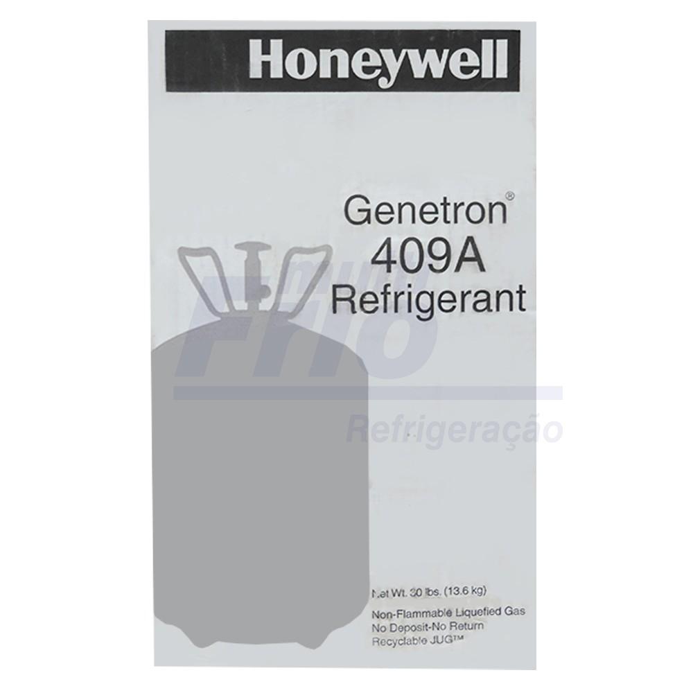 Gás Botija R409 A Refrigerante 13,62 kg