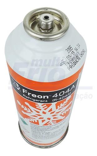 Gás Lata HP62 R404 A CHEMOURS Refrigerante