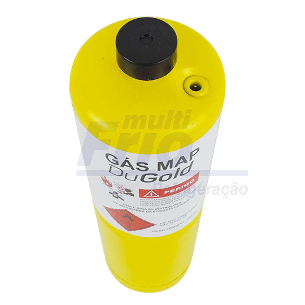 Gás Map PRO Refil Carga Para Maçarico 400 gramas
