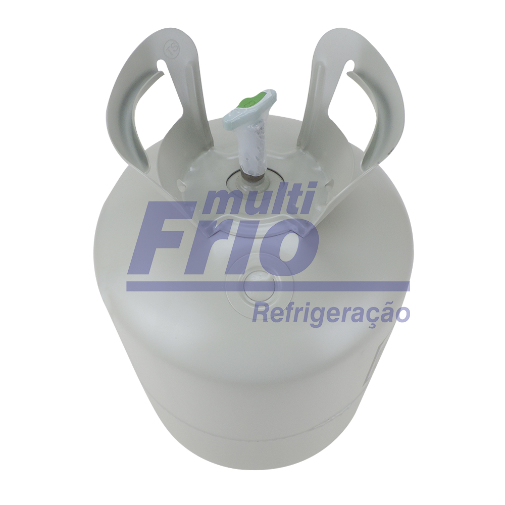 Gás Refrigerante AC Flush - Substituto Do R141b - 13,6kg