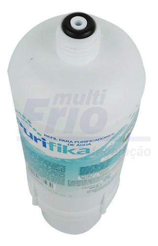KIT 5 Refis Filtro Para Purificador de Água Soft Everest