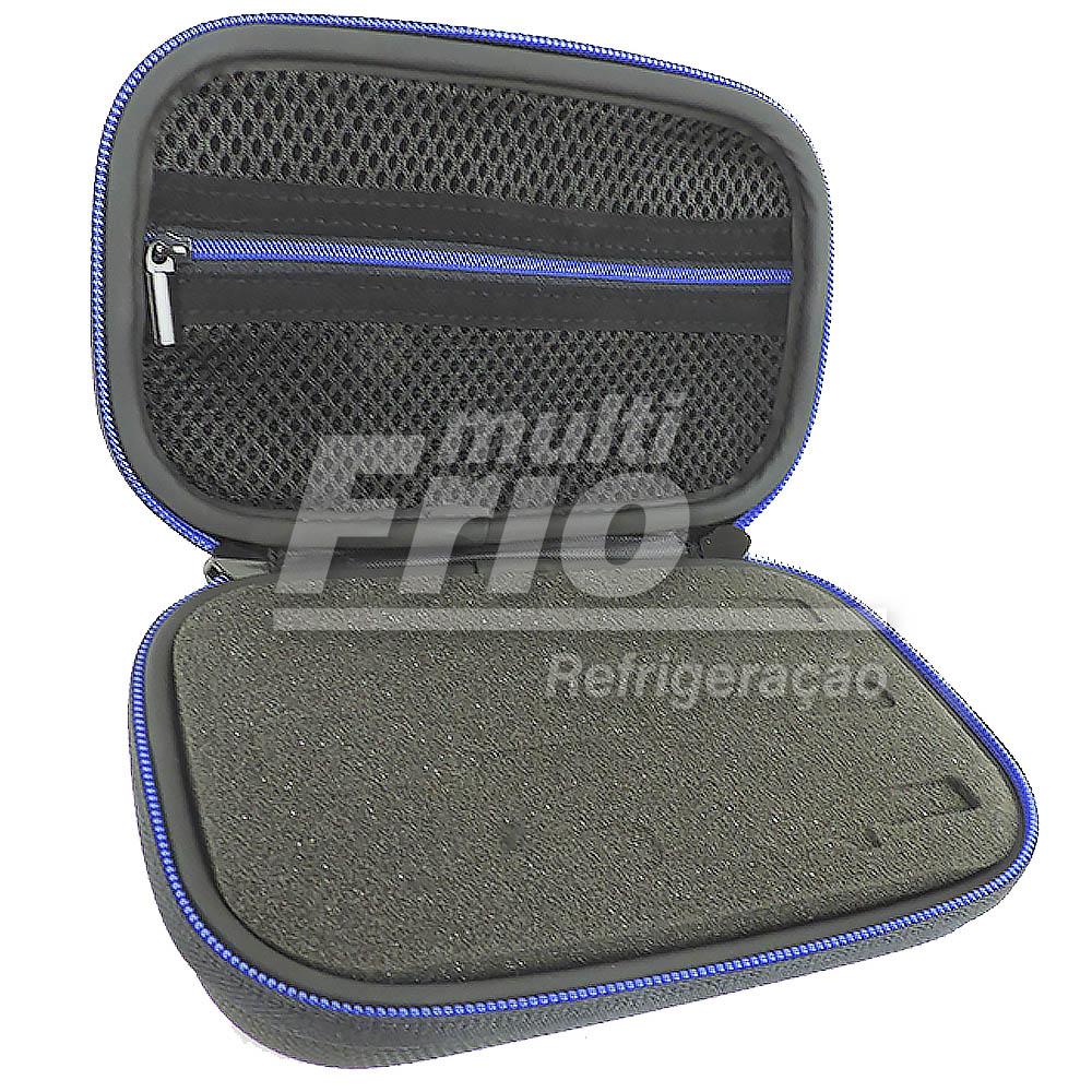 Kit Alargadores Spin 1/4 3/8 1/2 5/8 Spin500 + Case Spin Para Alargador CF600 (bolsa)