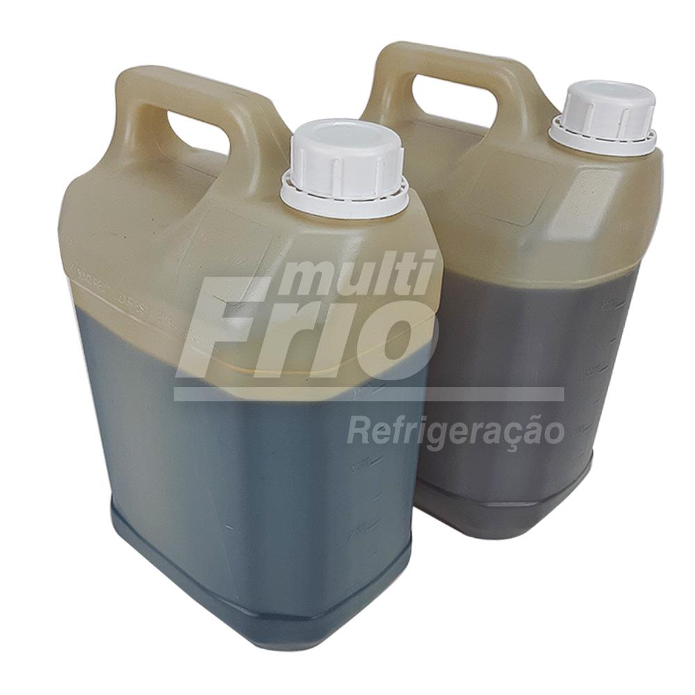 Kit Poliuretano A+B (A Poliol Claro 5Kg + B Isocianato Escuro 5Kg)