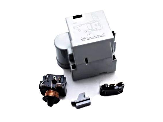 Kit Rele EMBRACO EGAS 70HLR 220v