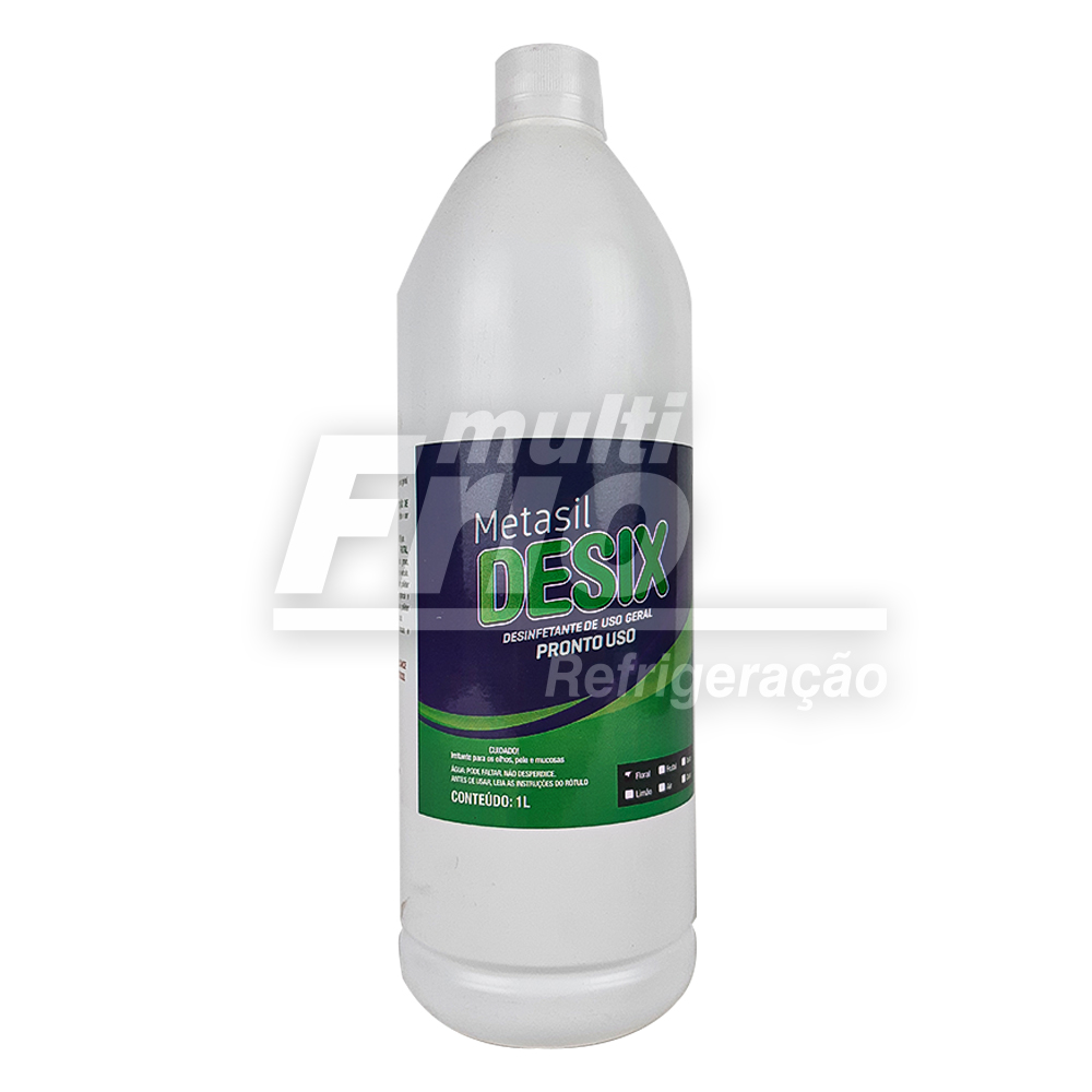 Metasil Desix Bactericida e Aromatizante 1 Litro