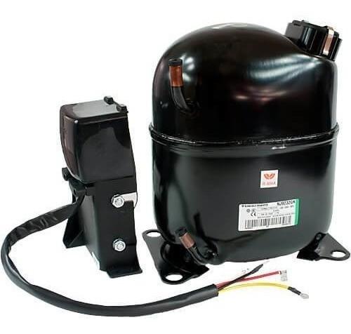 Motor Compressor 1.1/4 Gas R404 Aspera Nj2192gk 220v