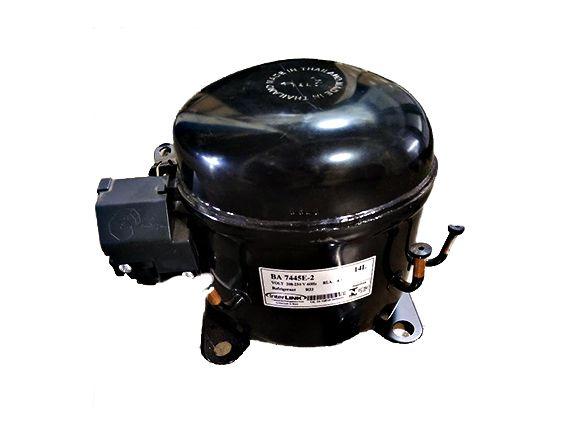 Motor Compressor 1 HP INTERLINK BA 7445E-2 220V Gás R22