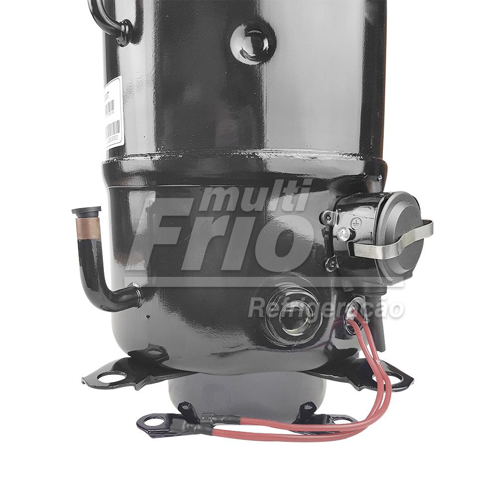 Motor Compressor 2,5 HP ECM 30000 T Elgin Trifásico R22 220V