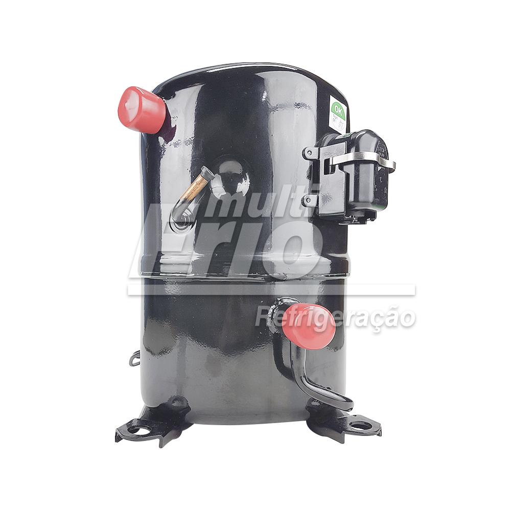 Motor Compressor 3,5 HP Lunite Tecumseh AWS 4538 EKZ Média Trifásico R22 220V