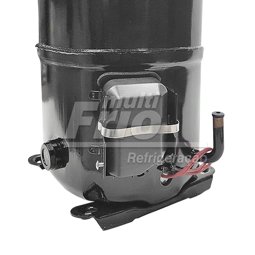 Motor Compressor 5,5 HP Elgin ECM-68000-T Trifásico 220V Média R22