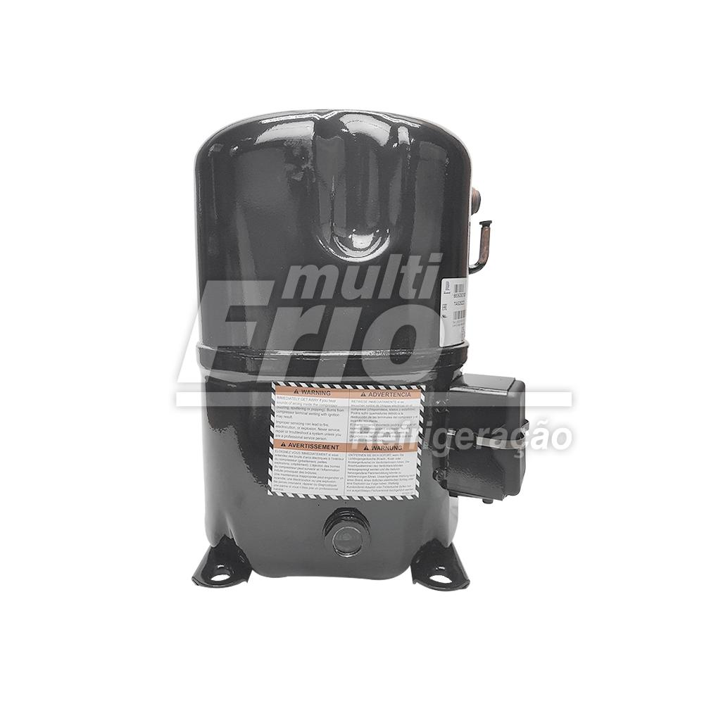 Motor Compressor 6,0 HP Tecumseh Lunite TAGP-4573-T 220v Trifásico R22 Média