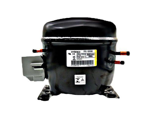 Motor Compressor EMBRACO 1/3+ HP FFU100HAK 127V R134a
