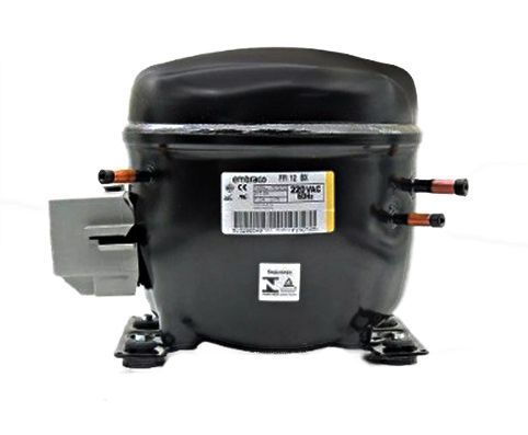 Motor Compressor Embraco Ffi12 Bx 1/3+ 220v Gás R12/mp39
