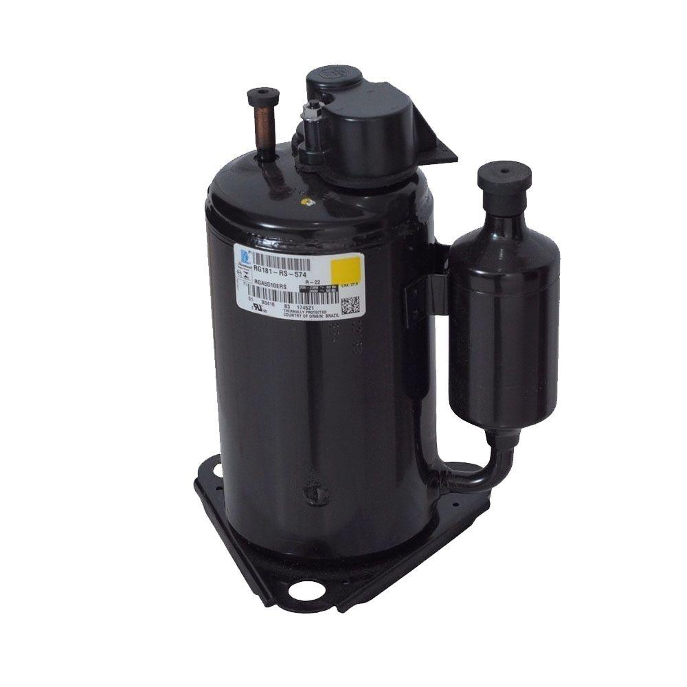 Motor Compressor Rotativo 12.000 BTUS 220V Gás R22 Ar Condicionado