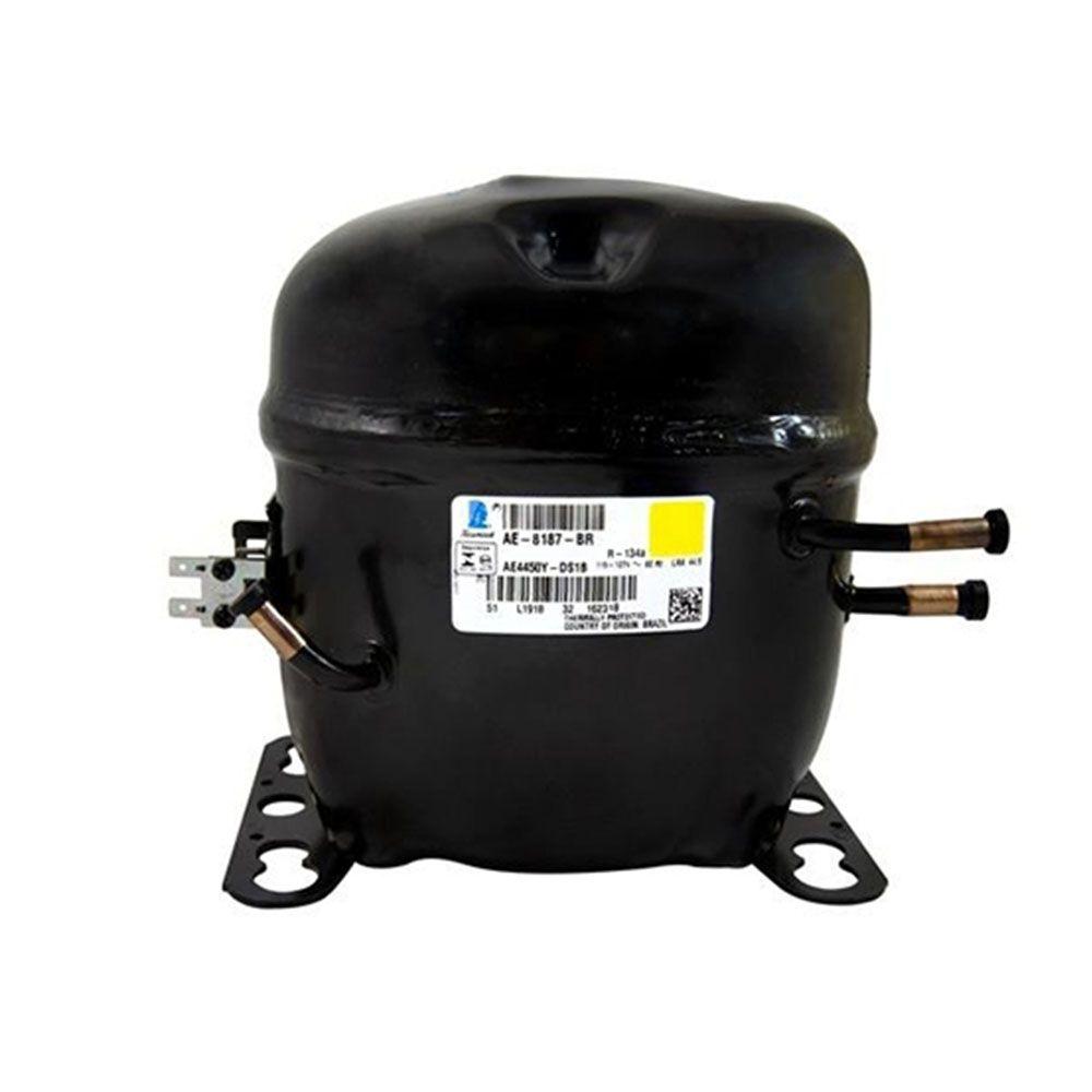 Motor Compressor TECUMSEH 1/2 HP AE4456E 110V Gás R22