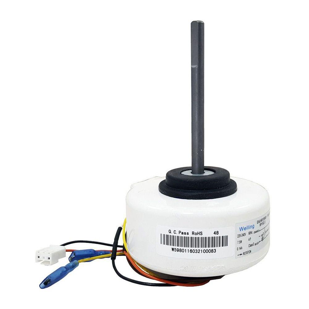 Motor Ventilador Ar Condicionado LG 24 Mil BTUS Eau39170204